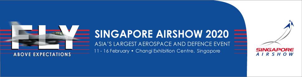 2020新加坡国际航展