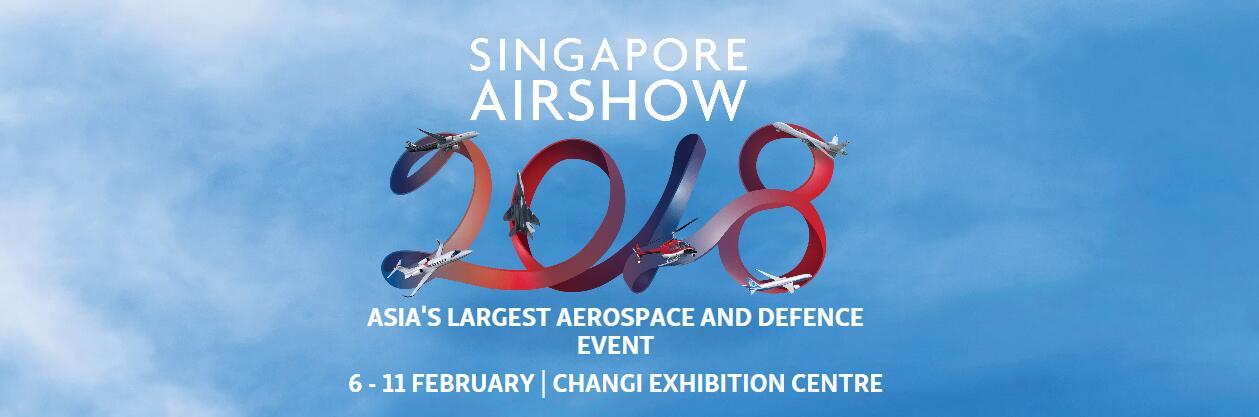 2018新加坡航展